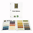 Palette Deco Color Options Brochure Actual Sample