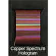 "Designer FoilFX Copper Spectrum Hologram (24"" x 100' roll)"