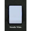 """Designer FoilFX Metallic White (24"""" x 100' roll)"""