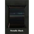 "Designer FoilFX Metallic Black (24"" x 100' roll)"