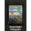 "Designer FoilFX Searchlight Hologram (24"" x 100' roll)"