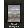 "Designer FoilFX Tinsel Hologram (24"" x 100' roll)"