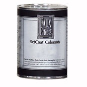 SetCoat PTS Colorant - F (Red Oxide) Quart