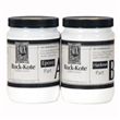 Rock-Kote Water Base Quart Kit Gloss