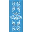 "Renaissance Tapestry Stencil 16""x38"""