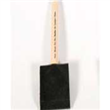 "Foam Brush 2"" Box of 12"