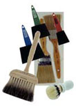 Brushes & Trowels