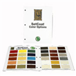 Setcoat Color Brochure - Actual Sample