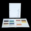Venetain Gem Color Brochure - Actual Sample