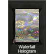 "Designer FoilFX Waterfall Hologram (24"" x 100' roll)"