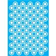 """Billards Small Stencil  22"""" X 30"""" Single Layer"""